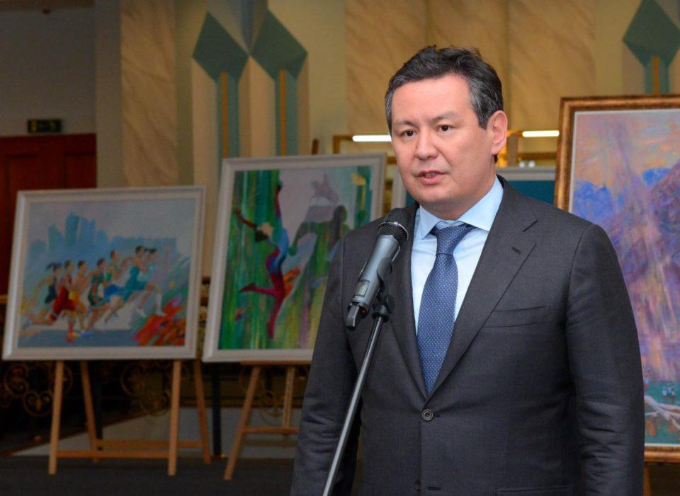 Данияр Абулгазин